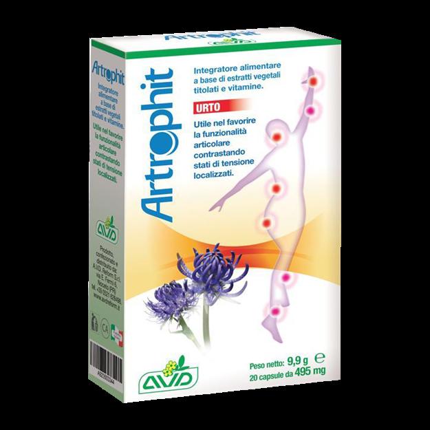 Picture of Artrophit urto - pentru afectiuni osteoartculare