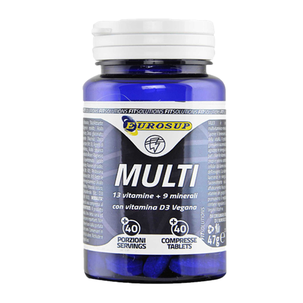 Picture of MULTI - supliment alimentar cu multivitamine si minerale