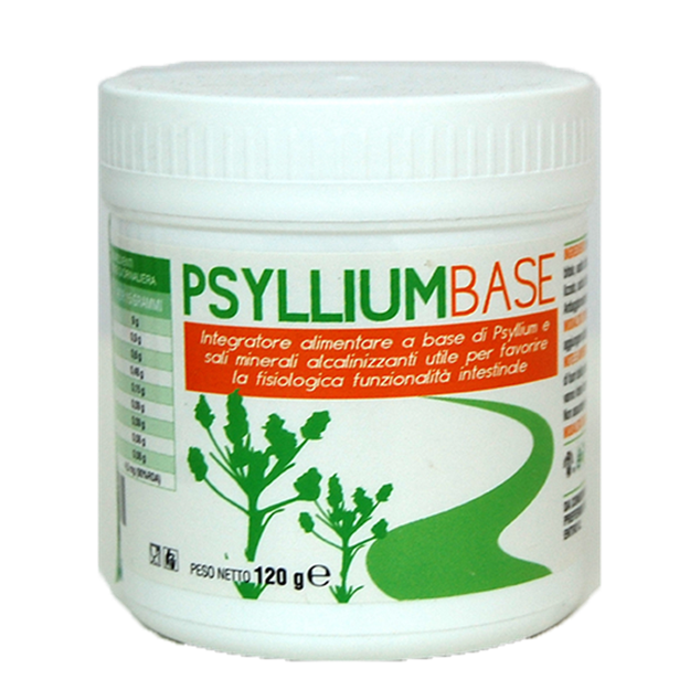 Picture of PSYLLIUM BASE - laxativ, alcalinizant