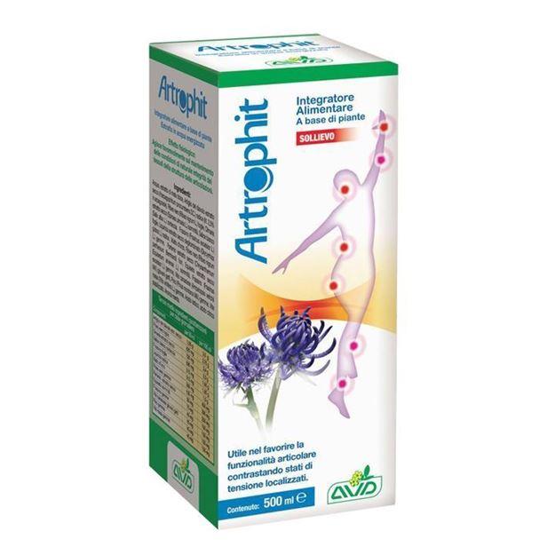 Picture of ARTROPHIT SOLLIEVO - pentru functia articulatiilor, antiinflamator