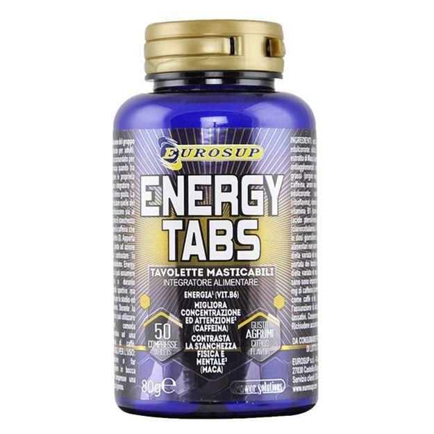 Picture of Energy tabs - pentru mai multa energie fizica si mentala